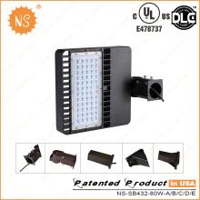 UL Dlc 80W LED Packing Lot Light