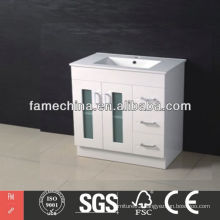 2013 Latest vintage cabinet white High Gloss vintage cabinet white