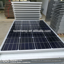 Chegou novo yangzhou popular no Oriente sola painel sistema / painel solar preço india
