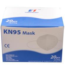 Máscara KN95 de nível 5 de tecido não tecido de qualidade
