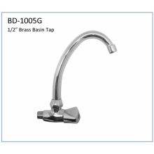 Bd1005g Single Handle Brass Kitchen Tap