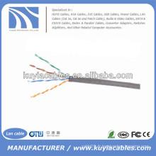 1000 ft / 305m Câble gris UTP Cat5 Lan