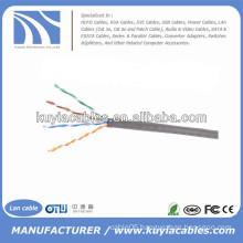 1000ft/305m Gray UTP Cat5 Lan Cable