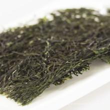 máquina secando algas secas wakame