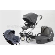 Hochwertiges Baby-Kinderwagen-Reise-System mit Bassinet