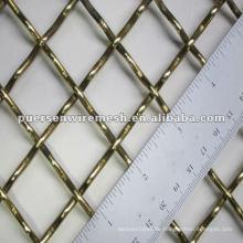 Crimped Wire Mesh 10 Gauge in China hergestellt