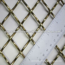 Crimped Wire Mesh 10 gauge made in China