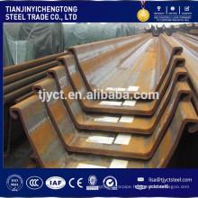 Hot Rolled U type steel sheet piling Z type steel pile