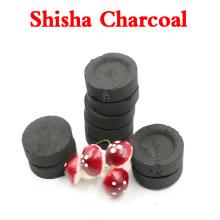 Carbón de Shisha de 33 mm / carbón vegetal de cachimba Producto amigable con el medio ambiente