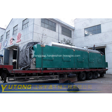 Molecular sieve special belt drying production line