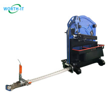Automatic Strapping Machine PP PET Belt Threading Machine Pallet Strapping Machine
