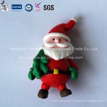 Zarte Schokolade Weihnachtsdekoration