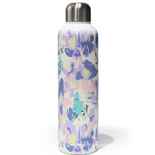 Stainless steel insulated water bottle thermos vacuum flask