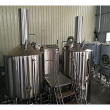 Cervejaria da fabricação de cerveja da cervejaria do aquecimento de vapor 1000L