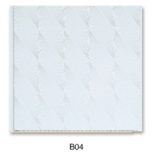 Dekoration PVC Decke oder Wandplatte (B04)
