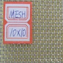 Rede de arame de aço inoxidável do filtro de SGS Certifiled 302/304 / 316L