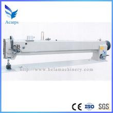 Máquina de costura de ponto fixo de ponto fixo de agulha única / dupla de braço longo (DU4420-L40)