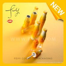 Fantástico Plastic Lipgloss cosméticos de embalaje de la serie