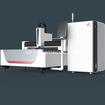3 Kw Fiber Optics Laser Cutting Machine