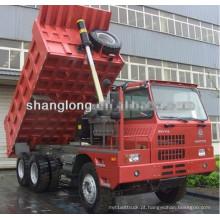 Caminhão de mineração Sinotruk 371HP HOWO 6X4 60t para venda