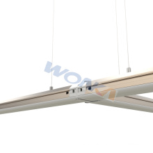 Free Connection Bluetooth Dimmable Office LED Linear Light with ETL and Dlc