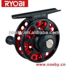 RYOBI fly reel ice fishing reel small fishing reel