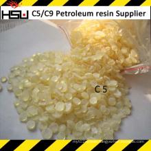 Modified C5 Hydrocarbon Resin Hot Melt Pressure Sensitive Adhesives