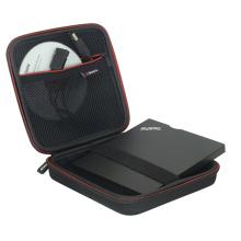 eva storgae organizer bag for gps /ipad/hard drive , cd