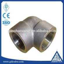 forged steel socket weld elbow 90