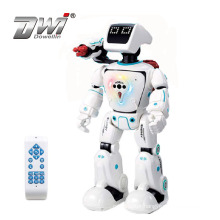 Hot sale kid toy rc robot oral-speech intelligent hydropower hybrid toys speech voice