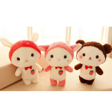 Kids Soft Toy Pet Stuffed Toy Animals Cat Plush Toy