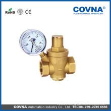 Válvula de reducción de presión de vapor de 1 pulgada para el precio del agua