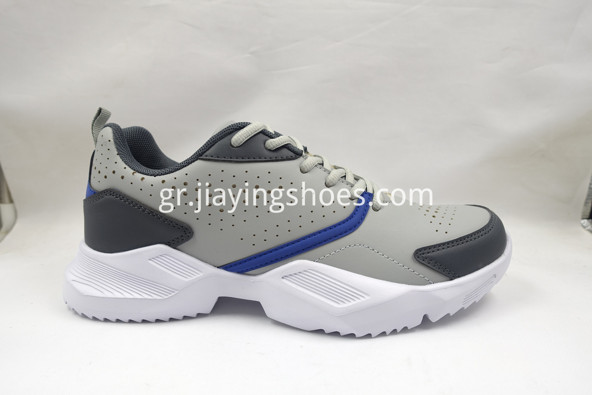 Grey Sport Shoes