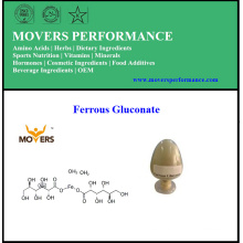 Alto precio puro puro de la alta calidad Gluconate ferroso