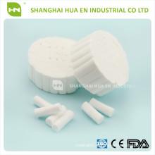 Absorbierende Baumwollrolle für Dental- / Baumwollwolle für Dental