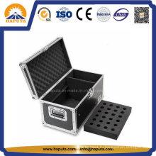 Черный тяжелых алюминия микрофон перевозящих случае ВЧ-5100