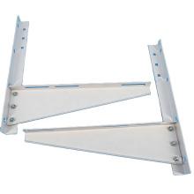 HVAC refrigeration spare parts air conditioner wall brackets AC bracket for 1-1.5HP