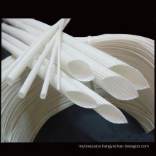 UV Protection High Voltage Silicone Coated Fiberglass Sleeve