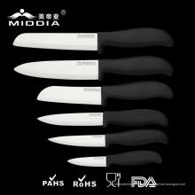 Óxido de zircônio lâmina cerâmica facas multifuncional
