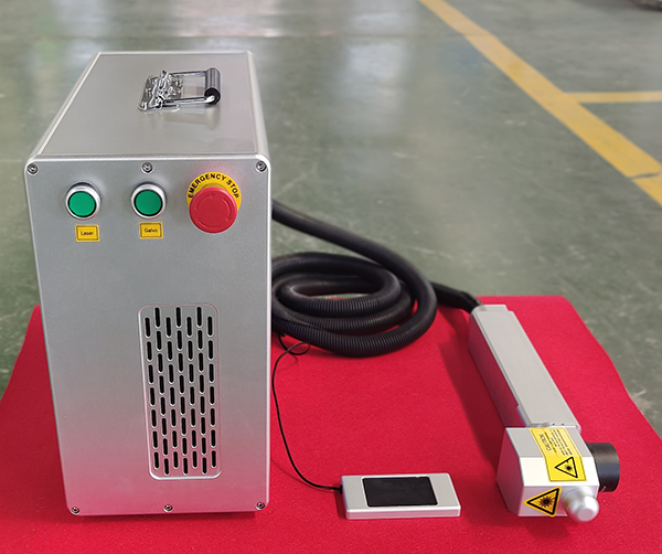 rust laser cleaning machine
