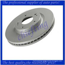 MN116979 MN116981 BG4034 92148300 0986AB6163 for Mitsubishi brake disc
