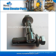 High quality low price elevator spare parts anchor bolt for lift