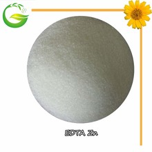 Fertilizante orgánico EDTA Chelated Zinc