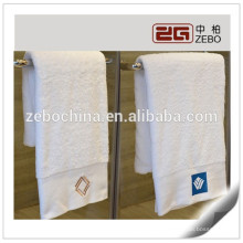 Luxury 16S Cotton Best Price Embroidery Logo Bathroom Hand Towels