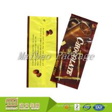 Manufacturer Eco-Friendly Food Safe Heat Seal Custom Color Printed Wholesale Biodegradable Plastic Ice Popsicle Packaging Bag