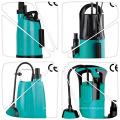 (SDL400C-9) Bomba submergível de natação piscina jardim água limpa com interruptor automático