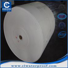 polyester felt for SBS/APP membrane