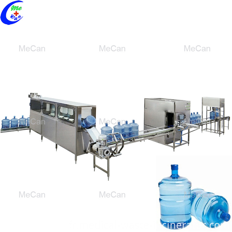 Barrel Bottling Equipment