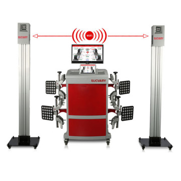 Mobile 3D Wheel Alignment Kit