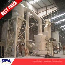 Le Ghana a utilisé une usine de fabrication de ciment pour le phosphate naturel